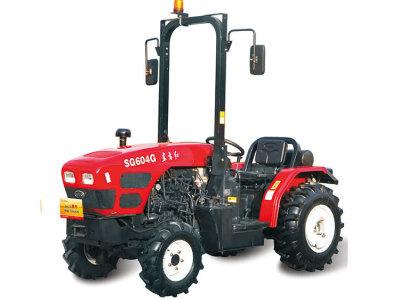 果园机械化前景广阔,这几款果园专用拖拉机值得买!