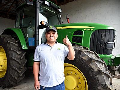 武广志:我的高端大马力拖拉机梦