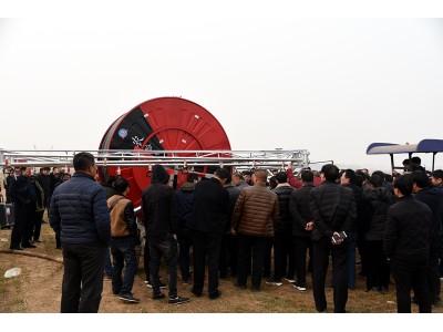 2019年国家重点支持节水灌溉项目,这款灌溉机成爆款!
