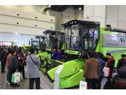 中聯重科亮相2019全國農業機械及零部件展覽會