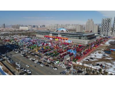 2019买农机,就到内蒙古农牧业机械展览会