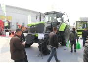 中聯重科亮相第十四屆吉林現代農業機械裝備展