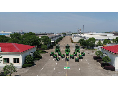 坚守品质承诺manbetx万博体育宁波打造卓越的多功能拖拉机制造中心