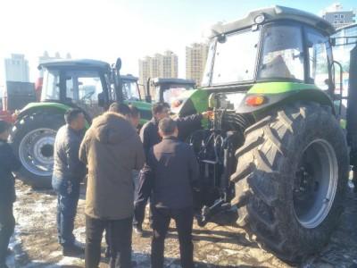 记第十六届黑龙江农机产品展示交易会之产品价值回归,老用户返购