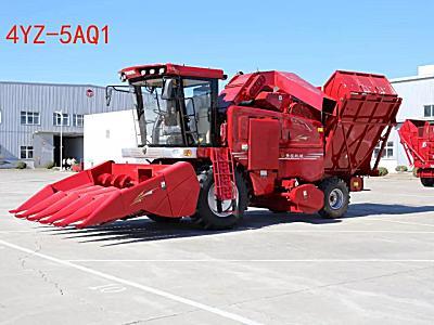勇猛玉米机大部分将采用国际知名液压驱动系统,稳定性更强