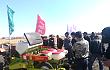 德邦大为高性能免耕播种机现场会在双鸭山市举行