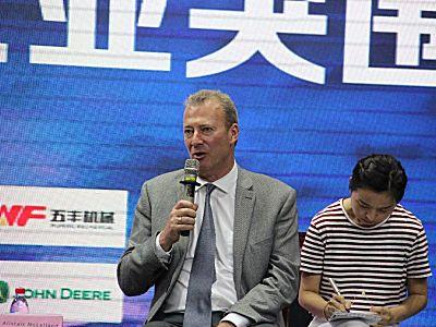 对话: 正视中国市场下行压力,爱科将在中国打造全球化制造典范