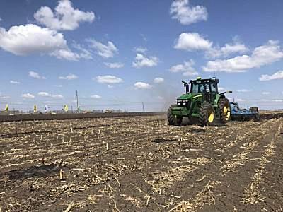 种出好品质 中化农业与约翰迪尔携手促进农户节本增效