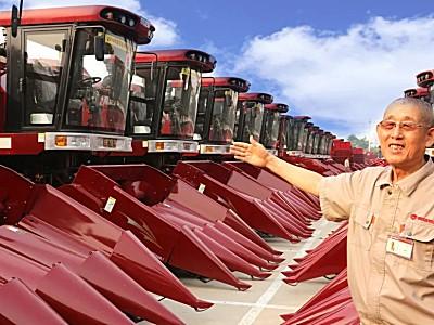 勇猛机械:专注农机三十载,步入发展新时代