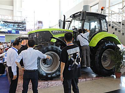 高端智造推进产业升级 中联重科助力长三角农业现代化