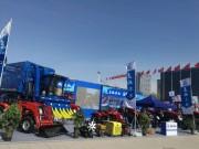 常州東風亮相2019新疆農機展 為新疆農機化發展提供動力