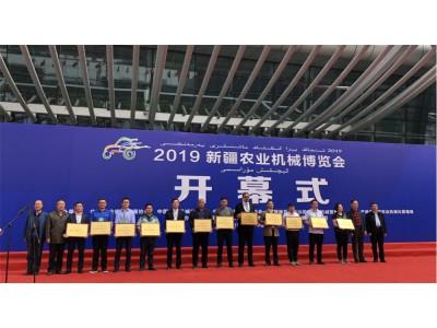 科乐收(CLAAS)参展2019新疆农业机械博览会