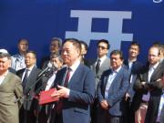 2019新疆農業機械博覽會在烏市隆重開幕