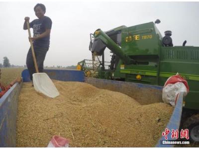 農業農村部:我國農作物耕種收綜合機械化率已超68%