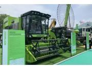 """中聯重科亮相中非經貿博覽會 打造農機合作""""非洲方案"""""""