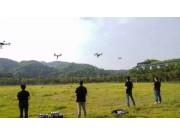 """上海計劃每年培訓200人次農業無人機""""飛手"""""""