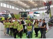 科樂收(CLAAS)致敬中國奶業振興發展——參展2019中國奶業展覽會