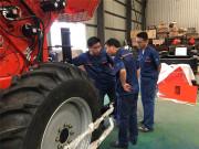 强强合作 玉柴YCA07与辰汉科技甘蔗收割机首配成功