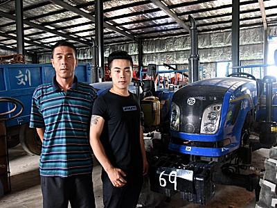 刘庆喜:经营合作社要选对产品,买拖拉机我只认东风