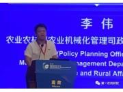 李偉:進一步加大設施農業扶持力度,出臺更多購機補貼支持舉措