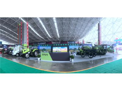 全程机械化精品亮相 中联重科闪耀第八届中南农机展