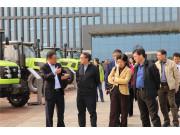 专家齐聚芜湖观摩研讨数字农业,中联模式备受关注