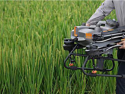 探索数字农业新领域,大疆农业植保机T30、T10发布