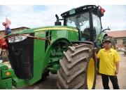 刘志国:引领当地高端大马力拖拉机发展
