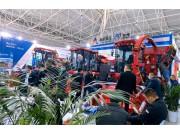 新研股份携旗下牧神产品首次亮相中国国际农机展 参观用户络绎不绝