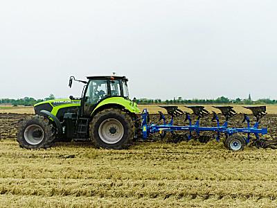 收購德國百年農機具品牌拉貝RABE,中聯農機打造高品質耕作方案