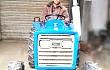 经典之作,农机传奇!这台井关产的拖拉机在中国陕西已经使用了28年!