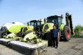 魏垂如—草業發展離不開先進的設備,CLAAS是我的優選