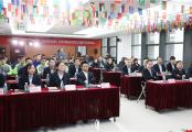 """异域同心 合作共赢——中联农机海外经销商大会""""云""""上开幕"""
