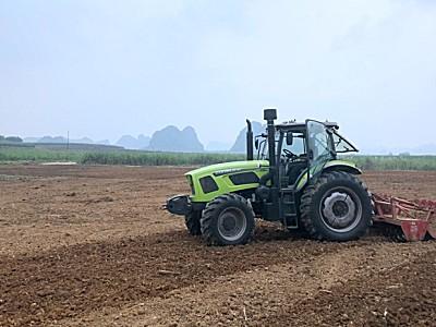 抗疫情、搶農時、保豐收 中聯重科全力推進廣西甘蔗生產