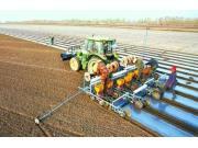 新疆通過七大方面21項支持舉措 推進農業機械化