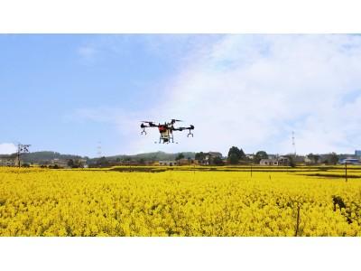 大疆农业无人机月销量破万台,植保飞防迎来爆发期