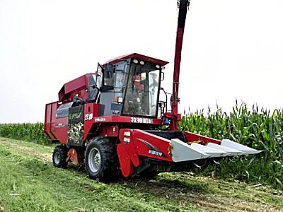 中小地块用户有福了 除了茎穗兼收牧神又推出两款摘穗玉米收获机