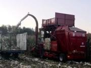 """勇猛4YZ-4ES穗茎兼收玉米收获机成了种植户争抢的""""香饽饽"""""""