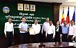 中联重科援助柬埔寨农机装备正式交接