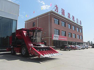 楊建設:助力中國農業現代化發展,打造農機綜合服務公司