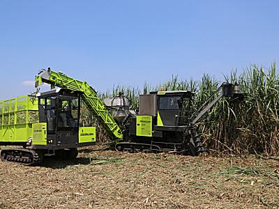 中聯農機與多米尼加農業部簽署捐贈協議