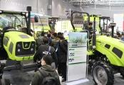 創新驅動 智領未來——中聯農機高端智能產品精彩亮相春季展