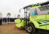 中聯智能農機精彩亮相全國農機裝備高質量發展現場推進會