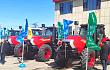 泰鸿智能拖拉机机产品TH1604F成功完成吉林首秀