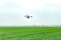 極飛30萬新農人計劃—徐州夫妻輕松管理千畝農地,全因農業無人機幫大忙