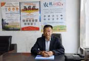 慧眼識珠李朝輝:代理鄭州中聯花生機是公司最正確的選擇