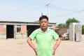 許文柱:中聯收獲花生機幫我解決了家里的經濟危機