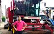 吴松:年轻人喜欢更舒适的农机产品,德昌花生机让我非常满意