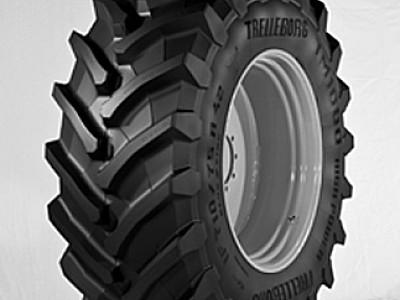 特瑞堡TM1000子午線輪胎