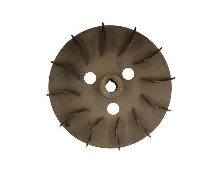 中聯收獲4HZ250-4.2.4果拋送葉輪焊合